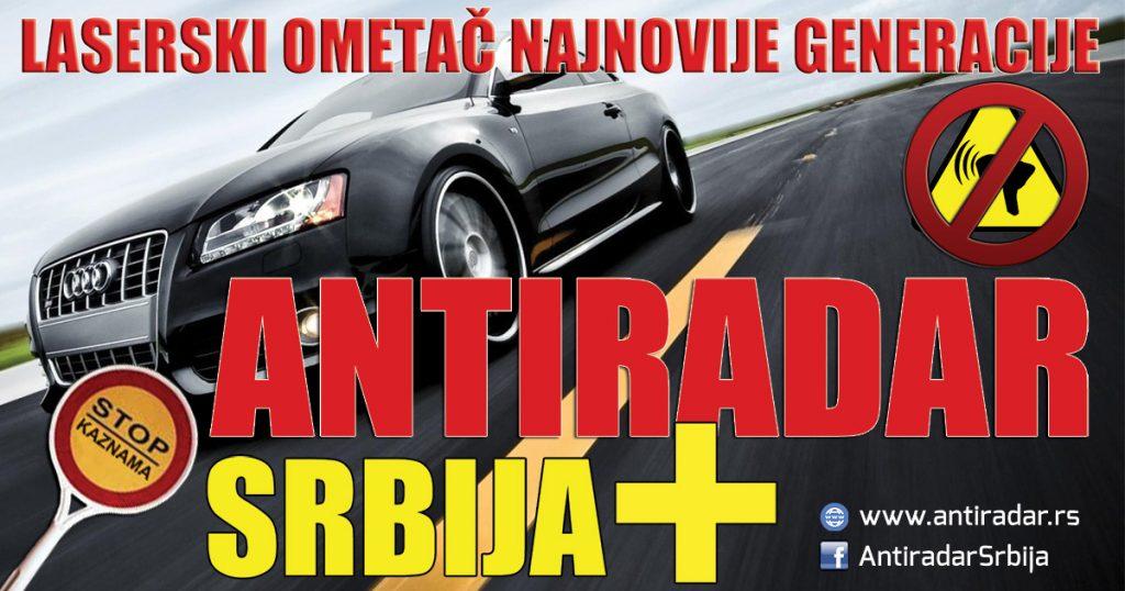 Antiradar Srbija Letak